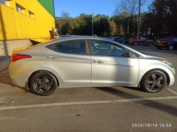 Hyundai Elantra MD  Limited 2013