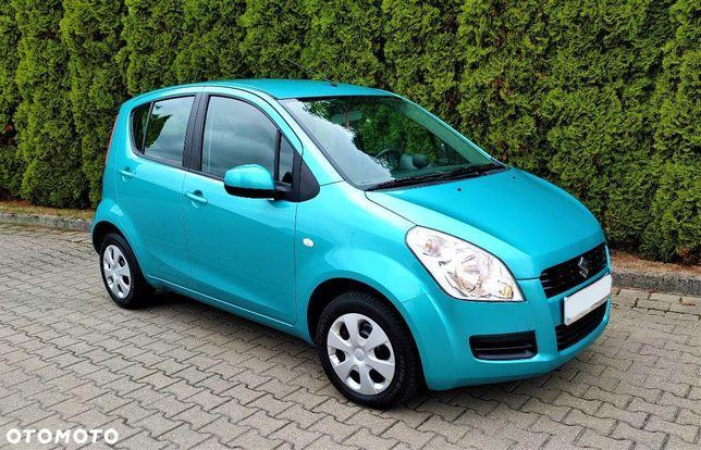 Suzuki Splash PIĘKNY*1.2Benz86KM*2008rok*SERWIS Suzuki*Klima*1Właściciel*Garażowany