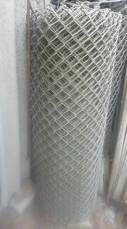 Сетка рабица алюминиевая