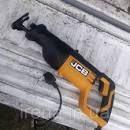 Сабельная садовая строительная пила JCB 1100W садова пилка из Англии