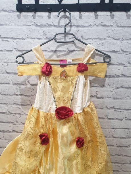 Sukienka księżniczki Belli