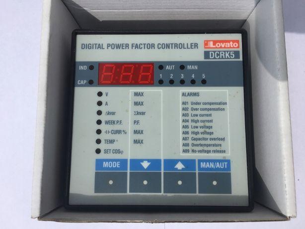 Lovato Контроллер реактивной мощности DCRK 5