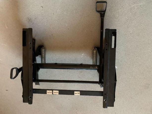 mercedes w124 szyna Recaro mocowanie fotela, konsola