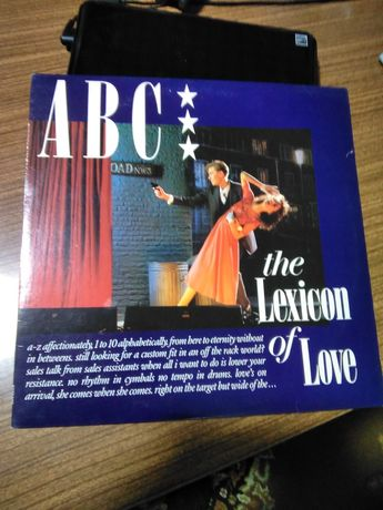 "Vinil - ABC ""The Lexicon of Love"""