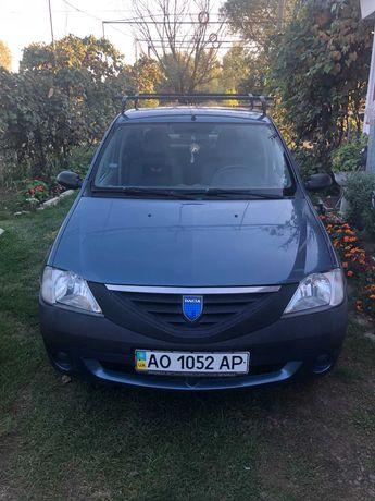 Продам  авто   Dacia  румунська зборка