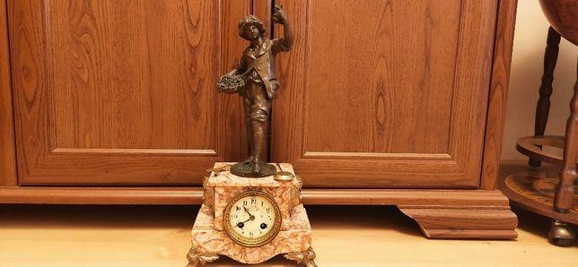 Wspaniały Duży ,zegar kominkowy ,XIXw,Francja