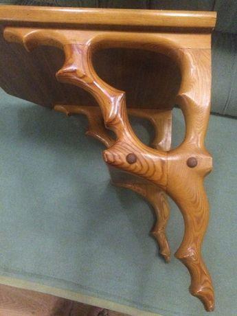 Полка полочка деревянная / Ручная работа / Мебель / Этажерка деревянна