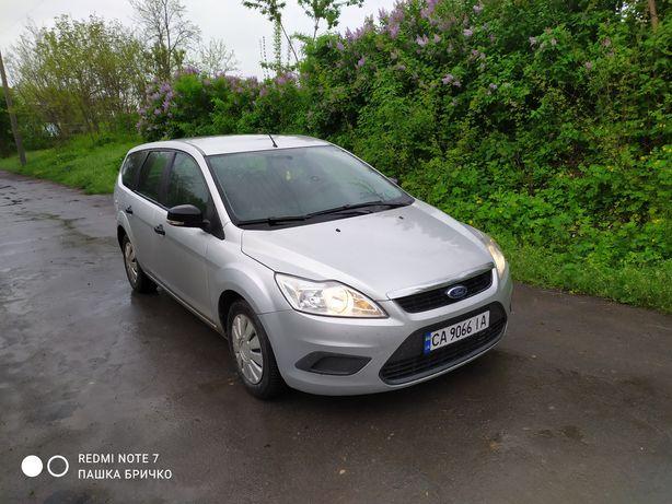 Форд Фокус 1.6 дизель