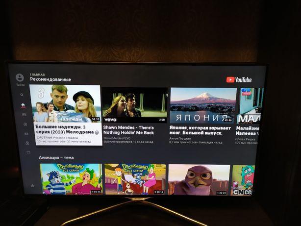 """Телевизор 40"""" LED SAMSUNG SMART\Wi-Fi\Full HD"""