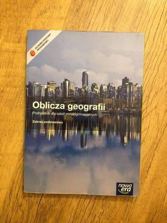 Książka Oblicza geografii