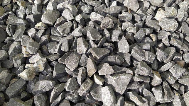 Grys Bazaltowy, Kruszywo czarne, kamień ozdobny, grafitowy, Awenser