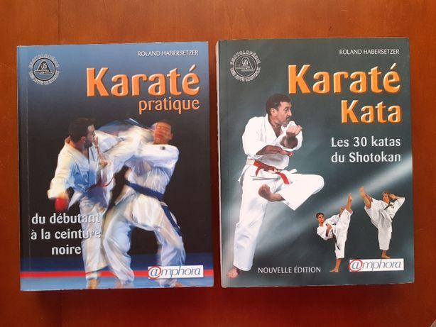 Karate Kata + Karate pratique (w j. francuskim). Sztuki i sporty walki