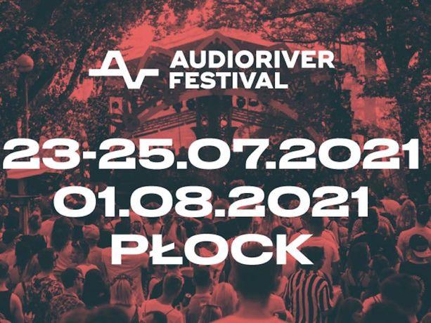 Bilet na festiwal Audioriver 3-dniowe - 2szt. kupione na eBilet