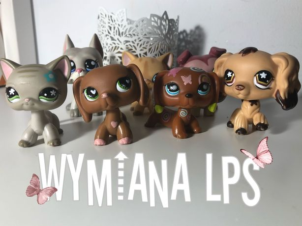 Littlest pet shop lps pop na wymianę