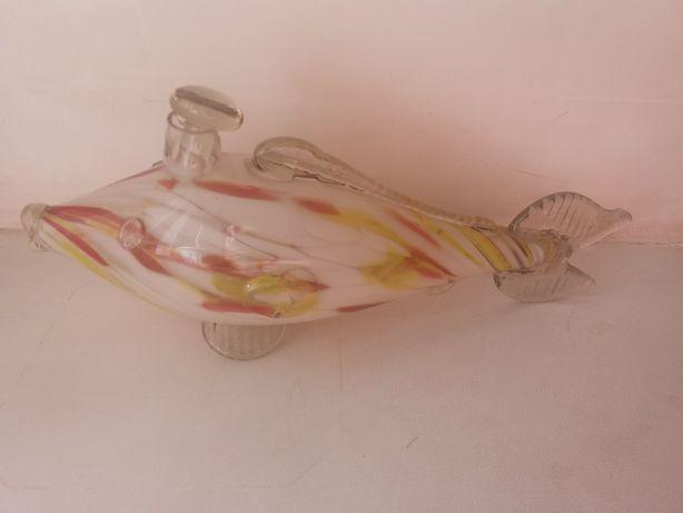 Статуэтка рыба графин