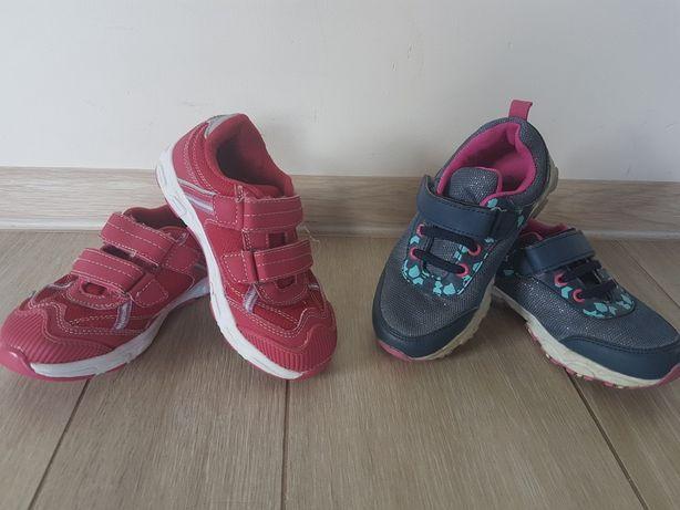 Buty dla dziewczynki. Rozmiar 28