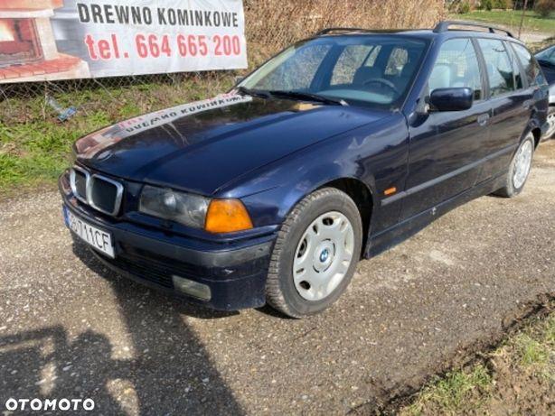 BMW Seria 3 Klima Gaz Szpera