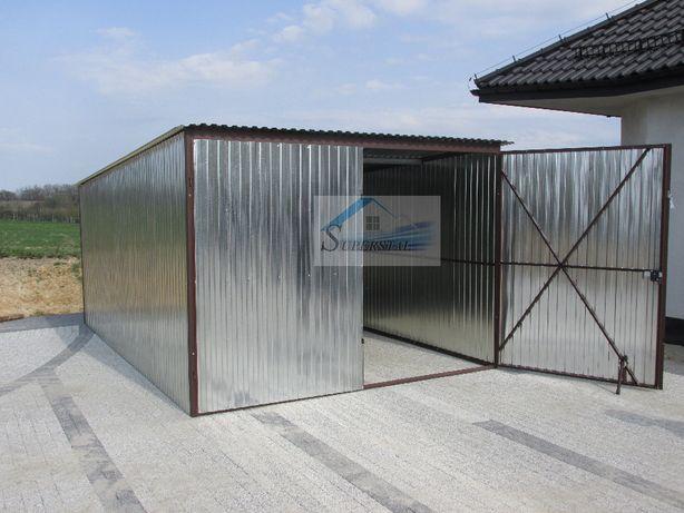 PROMOCJA garaż blaszany 3x5, schowek, wiaty, hale, magazyny, kojce