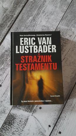 Strażnik testamentu Eric van Lustbader