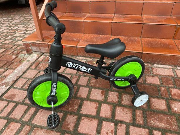 Велосипед - біговел 2в1 PROFI KIDS М 5452: