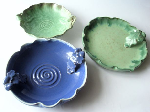 Patery Art-Deco ceramika