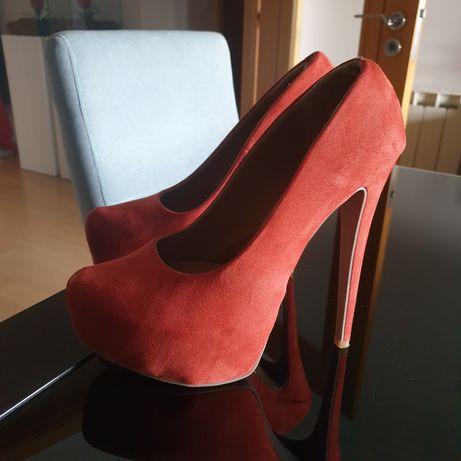Sapatos Plataforma Seaside 41