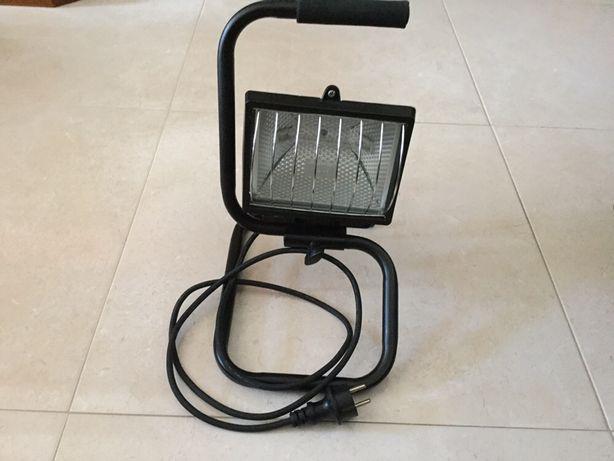 Projector de luz novo 100W/500W