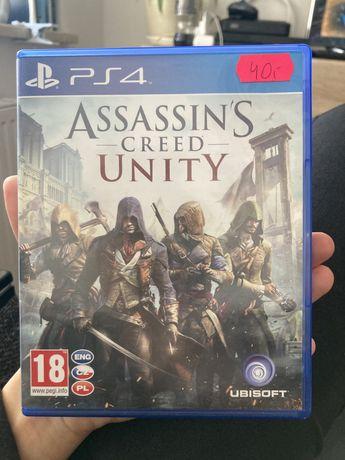 Gra assassin's creed unity