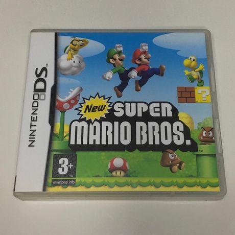 New Super Mario Bros Nintendo DS completo
