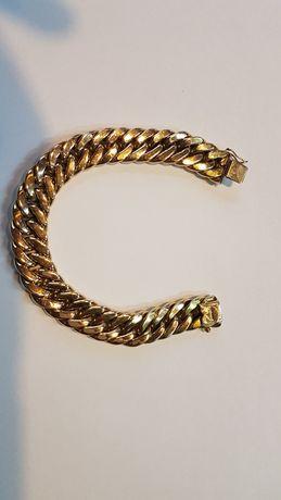 Bronsoletka Złota 36,5 g próba  585
