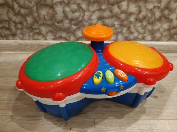 Bębenek, perkusja interaktywna