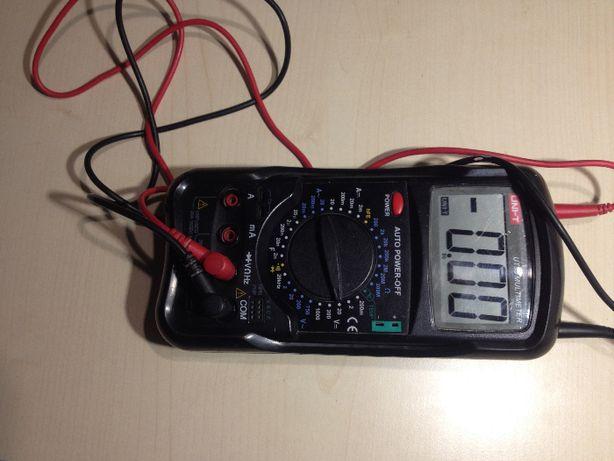 multimetr uit, miernik elektryczny