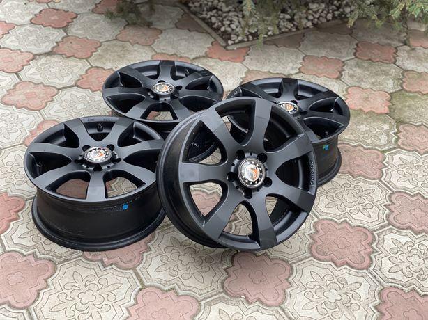 Титановые Alutec Диски R15 Volkswagen/ Skoda 5x112