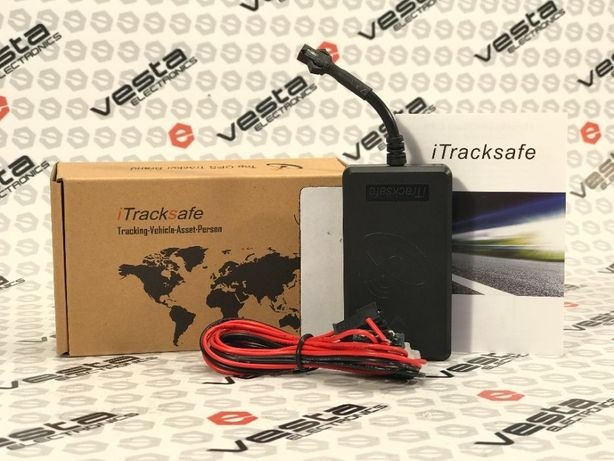 Трекер охрана авто слежение 12-24v Gps трекер Vesta 10 WS