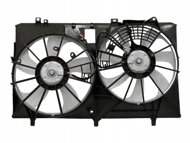 Вентилятор радиатора и кондиционера LEXUS RX350/450H, 12 - 15