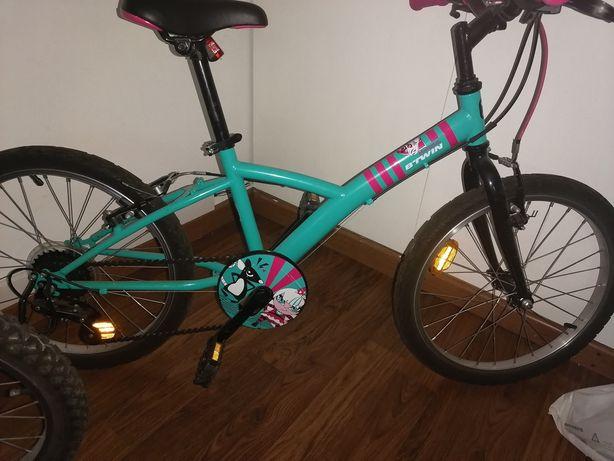 Bicicletas de criança