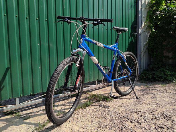 Велосипед из Австрии Haro ICS 4.0 алюминиевый, новая дорогая резина!