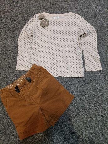 Bluzka i spodenki