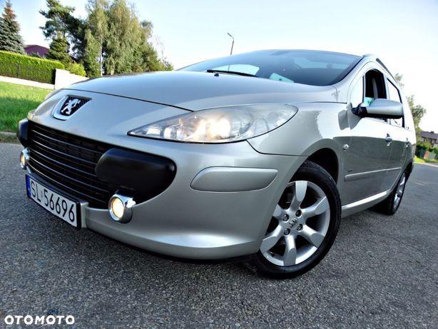 Peugeot 307 Sw 7 Osób Doinwestowany 1.6 Hdi Bez Dwu Masy I Dpf
