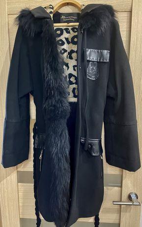 Стильне зимове пальто украінського бренду Rimma Donna