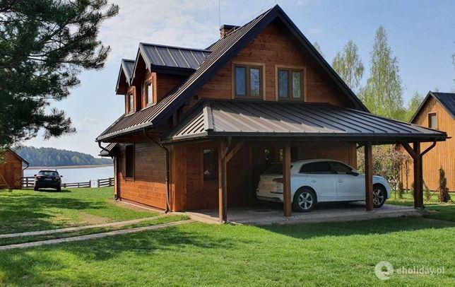 Całoroczny Dom Nad Jeziorem Rajgrodzkim