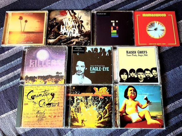 Lote de 10 CDs - Rock Alternativo 4 (Portes Grátis)