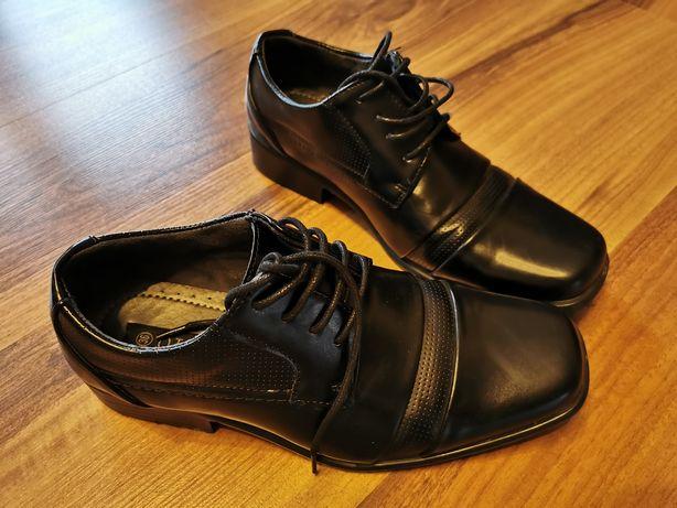 Buty komunia chłopiec 36