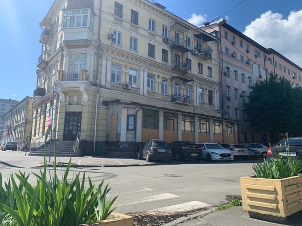 Продажа помещении на Подоле 512м2 свой вход Красная Линия под ресторан