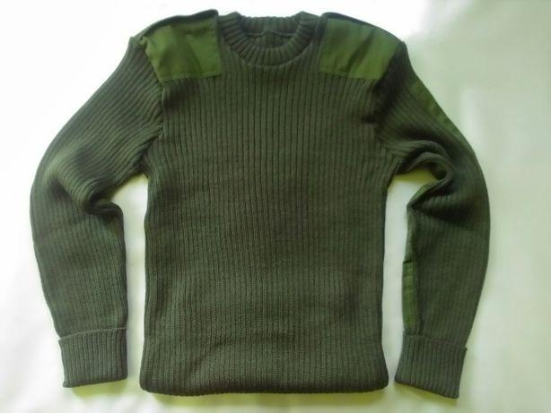 Sweter GB wojskowy S/M/L/XL oliv