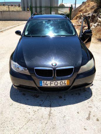 Vendo ou troco BMW 320d