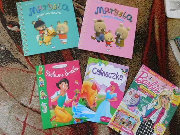 sprzedam książki dla dzieci - cena każdej podana w treści ogłoszenia