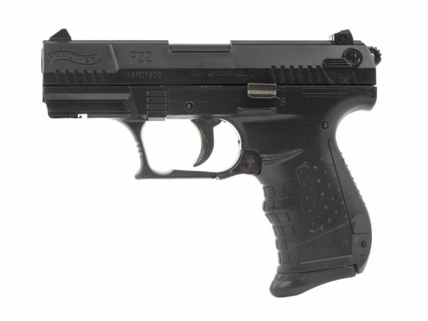 Replika pistolet ASG Walther P22 LP 6 mm