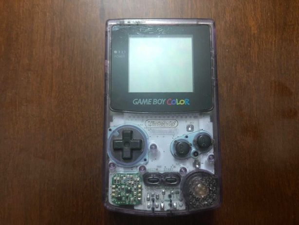 Gameboy Color (Atomic Purple Edition) (Game Boy)