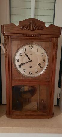 Relógio de pêndulo Reguladora